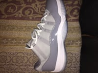 Cool grey 11 low - size 13 Markham