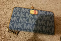 brown and black Michael Kors wallet Odenton, 21113