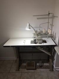 Sewing machine Serger Toronto, M2J 2T8