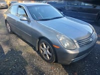 2004 Infiniti G35x All Wheel Drive 180k Miles  Laurel