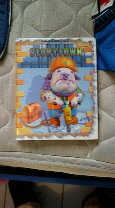 Story Town book