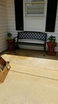 Outdoor Bench and table set Covington, 30014