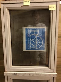 Window, primed and ready to install.  48x18 Ripon, 95366