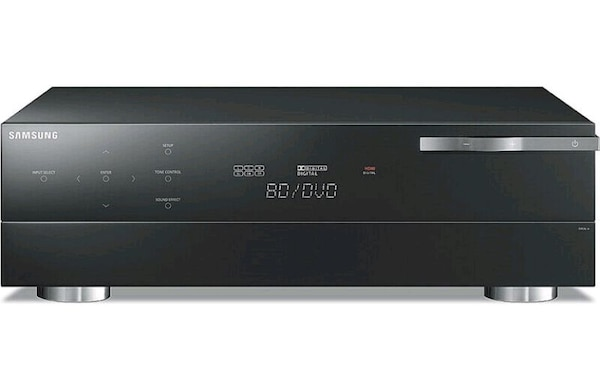 Samsung HW-C500 receiver with 3D-ready HDMI