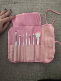 pink makeup brush set Guelph, N1L 1L5
