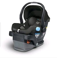 Uppa baby infant car seat and base  Edmonton, T5X 4J7