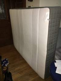 IKEA queen-size mattress, perfect condition Toronto, M4S 2A9