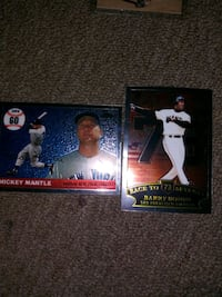 Mantle and bonds record setting cards Wichita, 67203