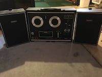 Reel to reel recorder. Approx 35 years old