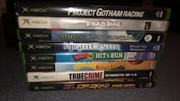 Assorted Xbox Original games Owings Mills, 21117