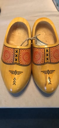 Wooden shoes. Made in Holland. OBO!! Virginia Beach, 23453