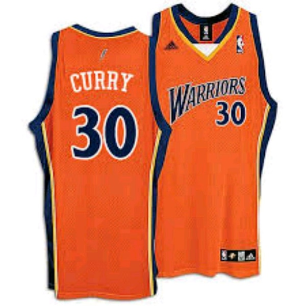 innovative design 9c529 0cef4 Steph Curry Warriors Jersey