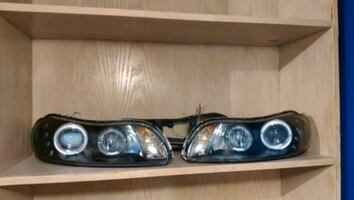 1997-2003 Chevrolet Malibu Halo projector headlights
