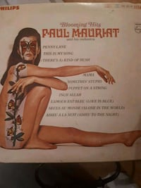 Paul mauriat blooming hits vinyl Winnipeg, R2H 2V8