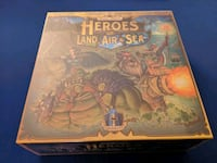 Heroes of Land, Air & Sea Deluxe KS Pledge Woodbridge, 22193