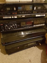 Fisher Stereo Anlage