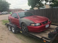 Ford - Mustang GT- 2000-project car Odessa