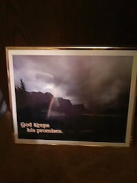 God keeps hes promises mirror Riverview, 48193