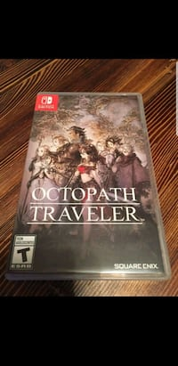 Octopath looking to trade for another switch game Norwalk, 90650