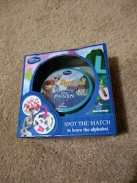 Frozen spot the match