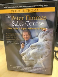 Sales Course 6 CD Set Port Moody, V3H 1R9
