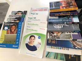 Canadian Business College Business Management Program textbooks