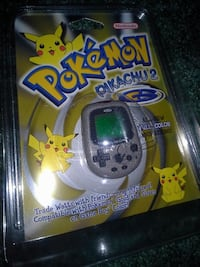 1 New GS 2 pokemon ENGLISH SEALED tamagotchi 2000 Manchester, 03103