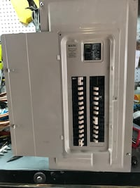 150Amp breaker panel. Comes with 24 breakers. Upgraded to 200amp Buffalo, 14207