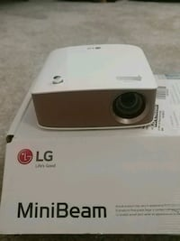 LG projector model PH150G Fort Belvoir, 22060
