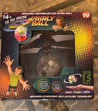 Whirly Ball Toy