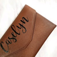 Rdif travel personalized wallet  542 km