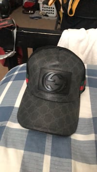 black and gray Gucci backpack Hamilton, L8J 3R9
