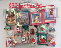 Christmas Decoration Lot  Fountain Valley, 92708