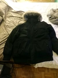 North face gotham winter jacket size xl