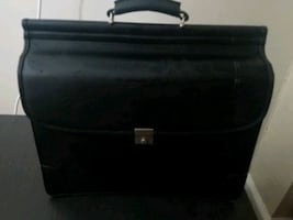 Leather Briefcase (Laptop)