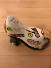 Novelty piggy bank - Saving for Shoes Toronto, M6L 1L1