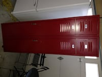 Republic Attached Lockers