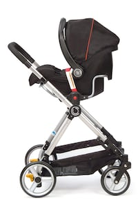 Baby's black and gray stroller Vancouver, V6C