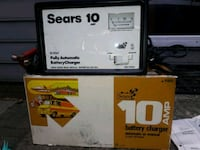 Sears Car Battery Charger Charlotte, 28269