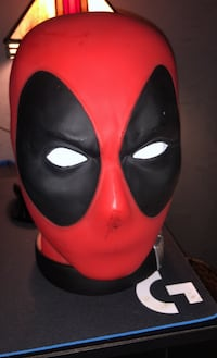 Deadpool piggy bank/ head sculpture  Northport, 35476
