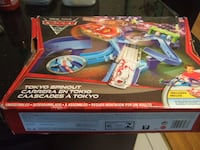 new Cars 2 Tokyo Spinout Track Set
