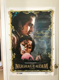 LARGE Bollywood India Movie poster lrg Catonsville, 21228