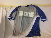 dons international jersey SAYREVILLE