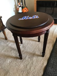 Danbury Mint collectible NY Mets end table Woodbridge, 07095