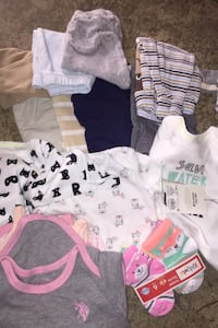 18 Baby girl cloth 3-6 months