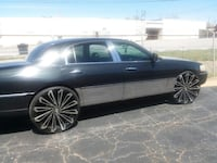 2003 Lincoln Town Car Montgomery