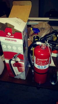 Fire extinguisher First alert home2pro Howell, 07731