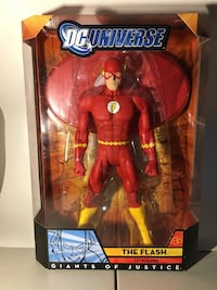"NIB 12"" The Flash Cortlandt Manor, 10567"