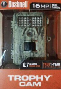 New Bushnell 16MP Low Glow Trail Camera Prattville, 36067