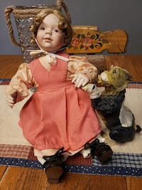 Amish Inspirations..Collectable Dolls..By Ashton Drake